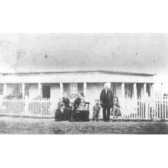 James Bellamy and family, at 99 Castle Hill Road, West Pennant Hills Family History, Castle, Image, Castles, Genealogy