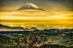 Mt. Fuji, Japan 東京カメラ部 New:正鈴木