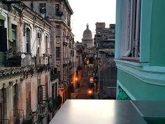 Cuba, Colonial, Street View