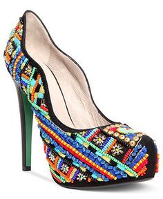Beaded fOOt wear on Pinterest | Beaded Sandals, Sandals and Shoe ...