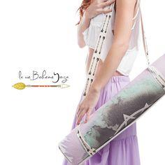 LVBY Yoga Mat Strap #laviebohemeyoga