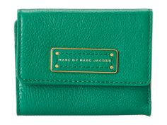 Marc by Marc Jacobs Too Hot To Handle New Billfold Papyrus - Zappos Couture