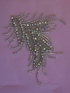 1 Swarovski Crystal Applique  Aphrodites by allysonjames on Etsy, $158.98