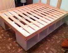 IKEA Hackers Bed - Bing Images jaxson's bed