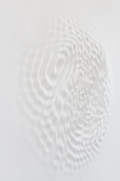 Loris Cecchini: Wallwave Vibration part of Miart 2014