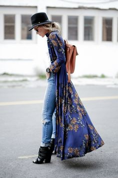 Free People - 'After the Storm' Shirtdress