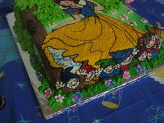 Cake de Blanca Nieves