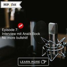 Neu! Epsiode 7: Interview mit Anaïs Bock  No more bullshit!