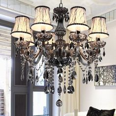 Cheap lamp, Buy Quality lamp oil directly from China lamp stem Suppliers:             G4*12 LED Bulbs European lamps Ceiling Bedroom Living Room Modern lights K9 Crystal ChandelierUS $ 280.00/pi