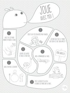 Coloring poster with kitchen rules for kids mat paper Mat Paper, Rules For Kids, Kitchen Rules, Poster Colour, Poster On, A Table, Arts And Crafts, Symbols, Letters