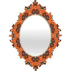 Lisa Argyropoulos Retroscopic In Sunset Baroque Mirror