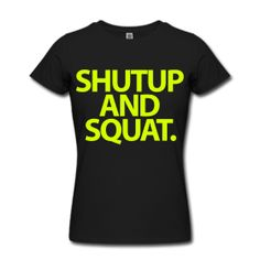 i need to get this to point to when people start whining during our lower body class workouts