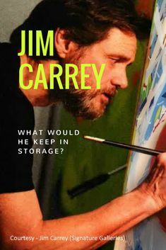 What does Jim Carrey have in a Storage Unit? - What would Jim Carrey keep in a storage unit? Read this article and find out! Budget Storage, Self Storage, Jim Carey, Love Of My Life, My Love, The Four Loves, Zara Kids, Where The Heart Is, Mommy And Me
