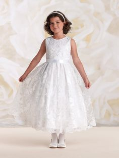Joan Calabrese 115316 - Flowergirl Dress Style 115316