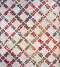 Detail of a quilt fr