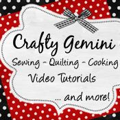 Crafty Gemini. This is a wonderful site for beginners. Her videos and instructions are very clear and easy to follow. Love it!!!