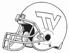 Football Helmet Coloring Page Lovely College Football Helmets Coloring Pages Coloring Home Lion Coloring Pages, Football Coloring Pages, School Coloring Pages, Coloring Pages For Girls, Free Printable Coloring Pages, Football Clip Art, Free Football, Arizona Cardinals Logo, College Football Helmets