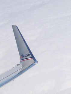 American Airlines 737-800 winglet