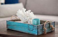 12 inspirações para reaproveitar caixotes de madeira em casa http://www.blogdocasamento.com.br/inspiracoes-para-reaproveitar-caixotes-de-madeira/