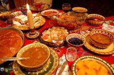 Bulgarian Christmas Eve