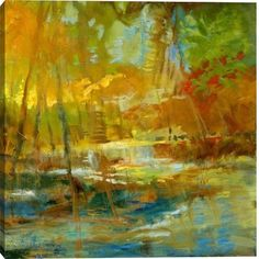 Late Summer's Expectation I by Sylvia Angeli