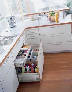 Unique Custom Made Kitchens - Top Edge Kitchens