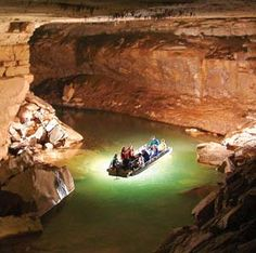 Lost River Cave in Bowling Green, Ky