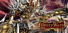 DEITY WARS: a fan of card-collecting and fighting games? Check this out!! you'll love this if you like Rage of Bahamut!! get it for free now via Applorer: http://applo.re/apl