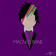 the mortal instruments--Magnus Bane