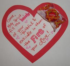 Catholic Icing: Christian Bible Verse Valentines