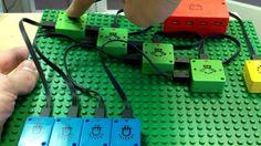Build Beyond: ATOMS Binary Counter #myatoms #toys
