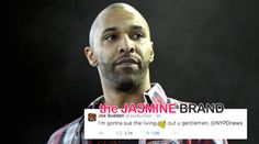 Rapper Joe Budden Threatens to Sue the S**t Out of the New York Police Department- http://getmybuzzup.com/wp-content/uploads/2014/08/358250-thumb.png- http://getmybuzzup.com/joe-budden-threatens-to-sue/- By thejasminebrand Rapper turned reality star Joe Budden is not a happy camper. As previously reported, the 33-year-old is accused of physically assaulting his ex-girlfriend Audley. On Saturday, news hit that Budden was wanted by the New York Police Department. In a series of