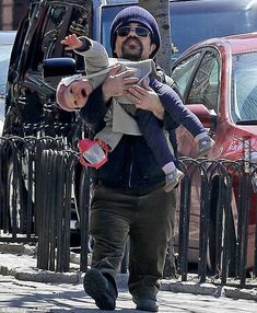 Feeling sad? Here is a picture of Peter Dinklage holding his baby
