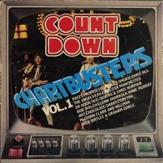 Australian Compilation LPs - 1979