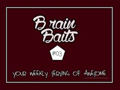 Brain Baits Vol. 1 - Love is a Mutt Bait, Life Lessons, First Time, Surfing, Love, Learning, Amor, Life Lesson Quotes, Studying