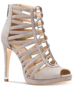 84b36cf0cbb7 MICHAEL Michael Kors Clarissa Platform Sandals   Reviews - Sandals   Flip  Flops - Shoes - Macy s