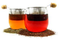Sipping Rooibos!
