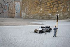 The Little People Project by Slinkachu 6