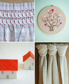 Knit Crochet, Crochet Patterns, Knitting, Holiday Decor, Home Decor, Decoration Home, Tricot, Room Decor, Crochet Pattern