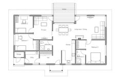 Small House Plan CH31