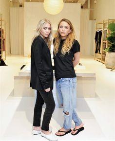 Olsen Twins #styleicons