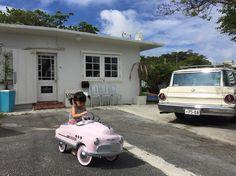 沖縄駐屯地。 my doughter's birthday present photos #2.