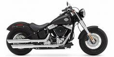 2012 Harley soft tail slim...