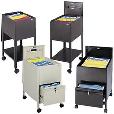 Here at The Library Store we understand that organization is a vital component of any office. Library Store, School Libraries, Office Furniture, Filing Cabinet, Tub, Shelves, Organization, Steel, Storage