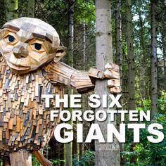 Forgotten Giants | Thomas Dambo