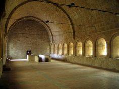 Le Thoronet Abbey (1150-1160), France
