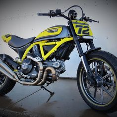 Ducati Scrambler from PJS