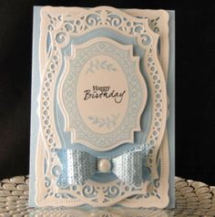 Blue Birthday by jasonw1 - Cards and Paper Crafts at Splitcoaststampers