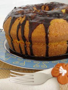 ✔ Carrot cake - Brazilian style