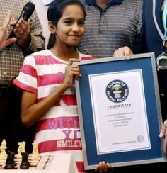 Mehak Gul. Gul started playing chess at the early age of six. She is now 13 - Year - Old and is creating a pro - Pakistan image by being an Internationally acclaimed chess player.